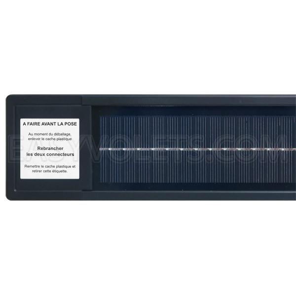 Panneau solaire volet roulant Profalux