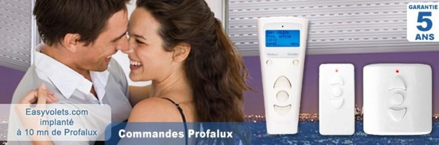 Commandes Profalux